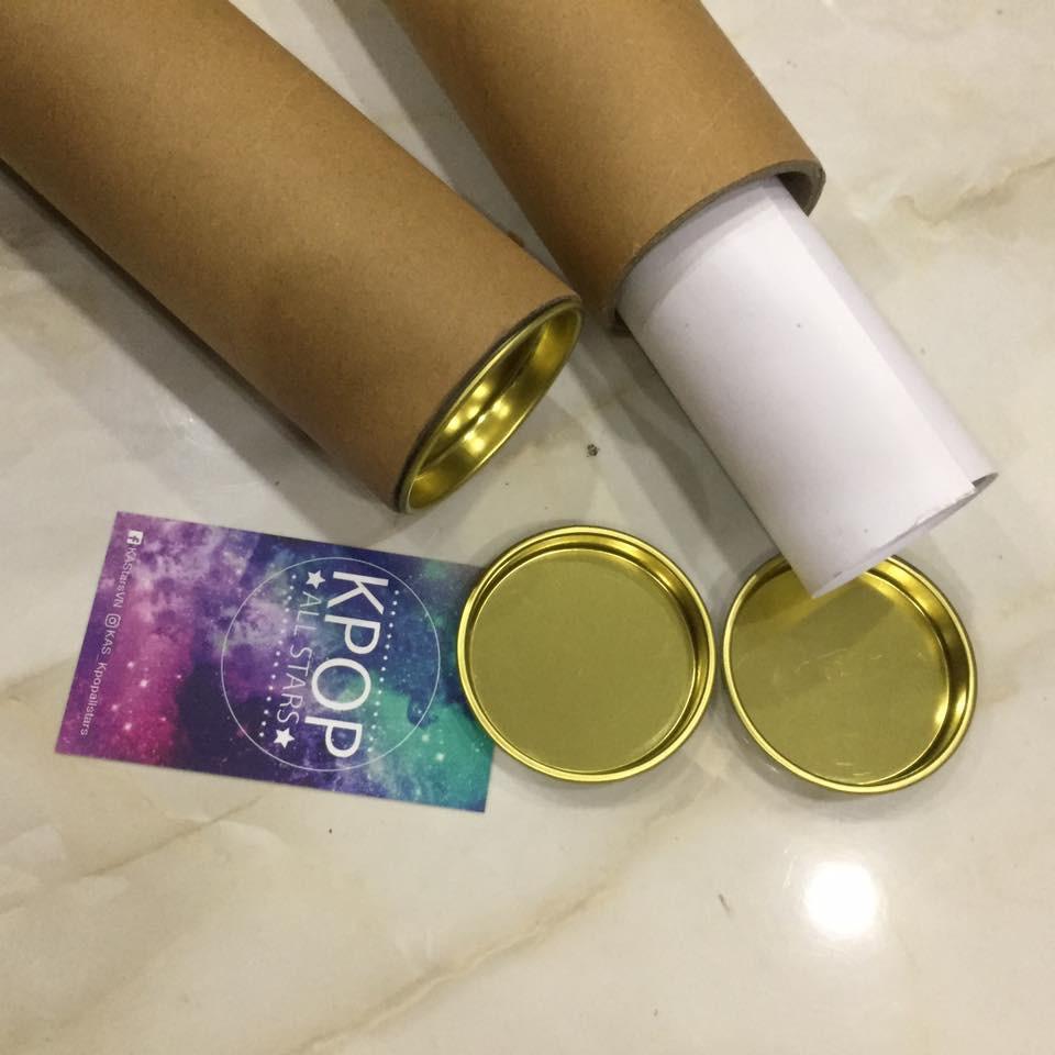 ống giấy tuber đựng poster