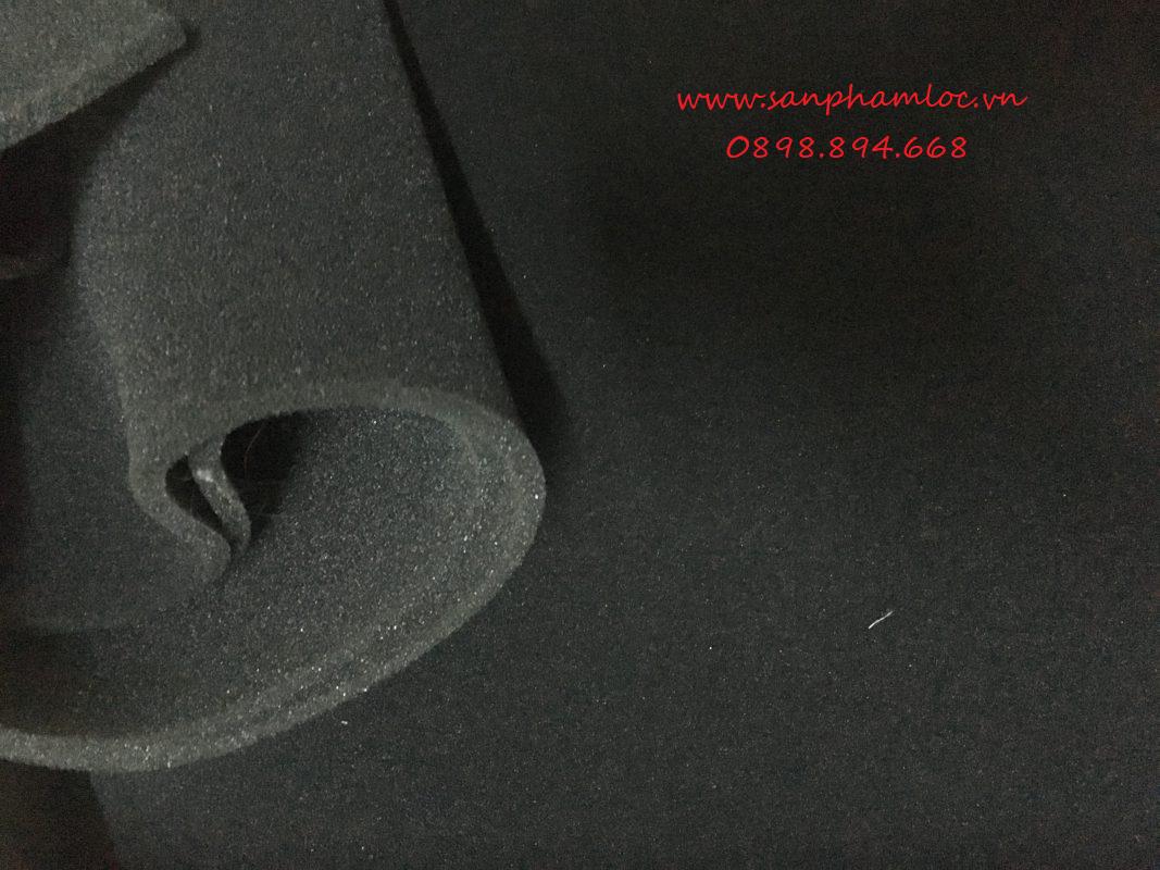 Tấm xốp carbon 10mm khử mùi phòng sơn