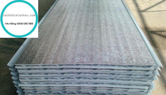 Mút xốp PE OPP cách nhiệt chống nóng mái nhà xưởng