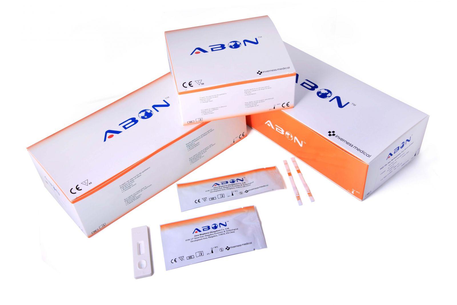 Kit thử phát hiện sử dụng chất gây nghiện MDMA – Thuốc lắc (Nước tiểu)