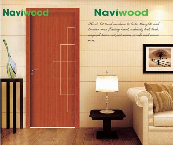 Nhà sản xuất cửa gỗ nhựa WPC Naviwood