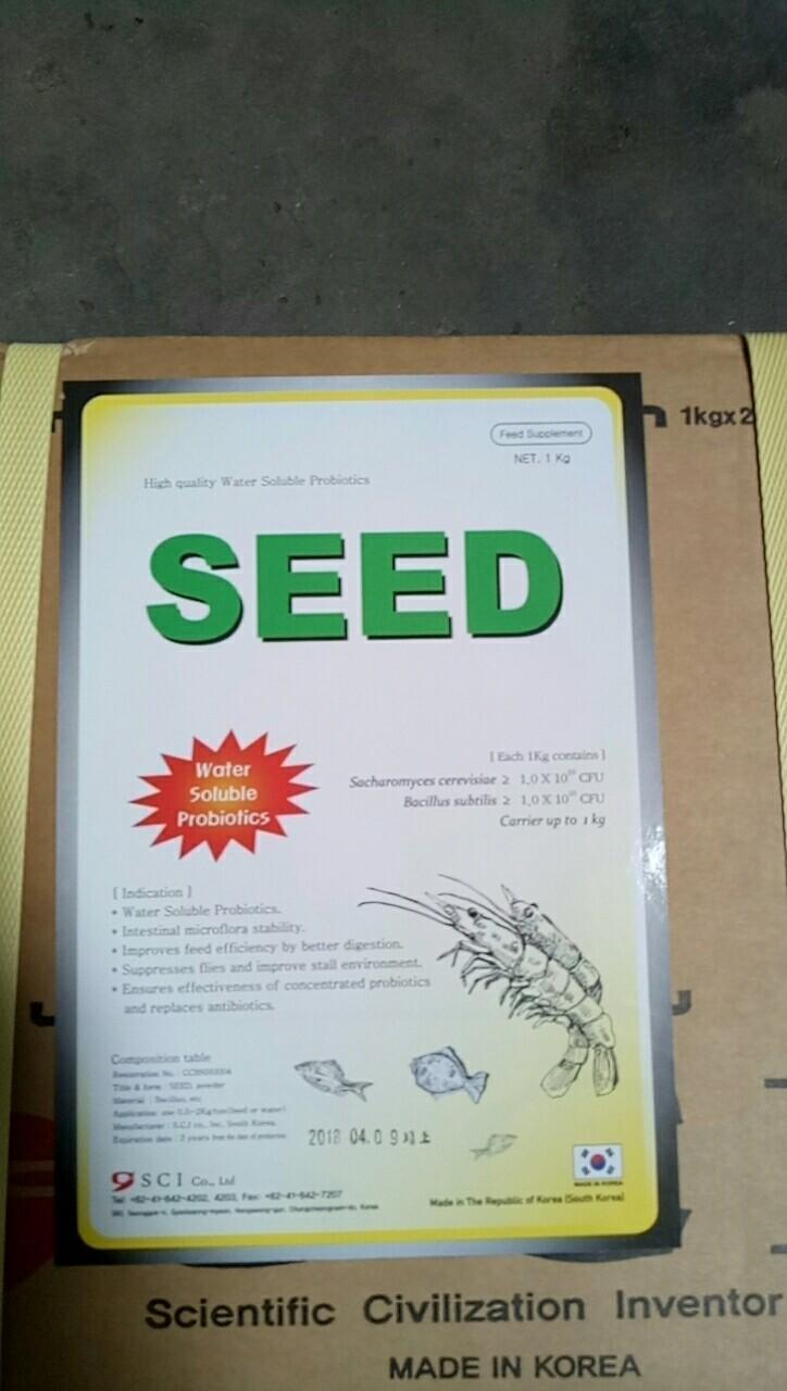Mua bán SEED nguyên liệu