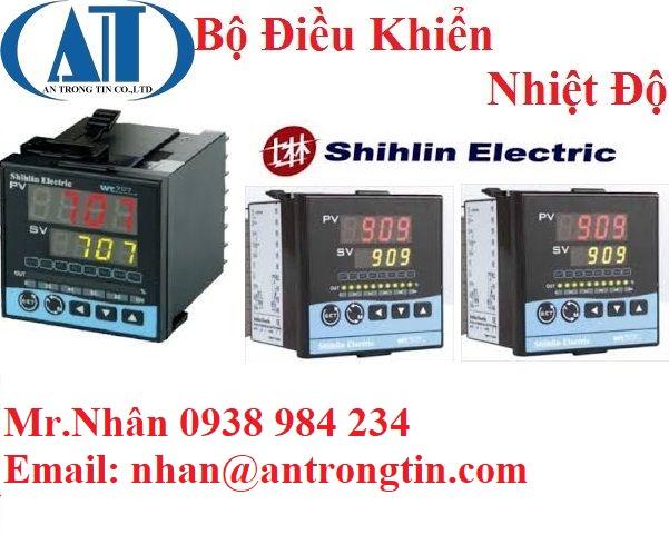 Đông hồ nhiệt Shihlin Electric