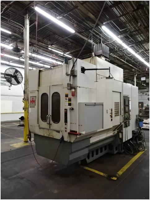 Máy phay OKK Model HM4 CNC