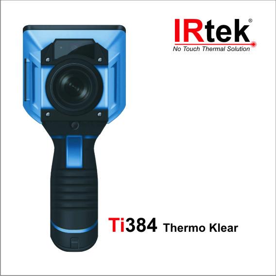 Camera nhiệt giám sát y tế thân nhiệt Ti384