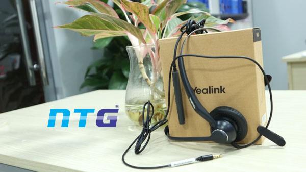 Tai nghe Yealink USB UH33