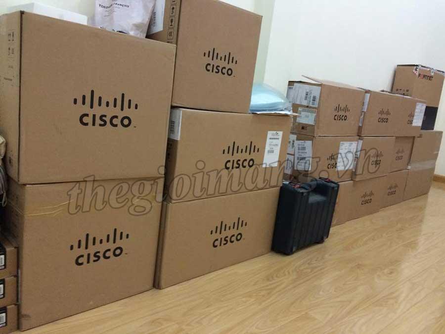 Bán phân phối thiết bị mạng Switch Cisco SMB 250 giá tốt nhất