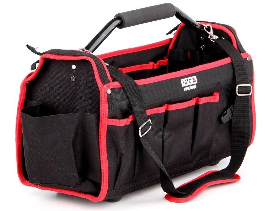 Túi đựng đồ nghề sửa chữa 31 túi miệng hở Yato YT-7435