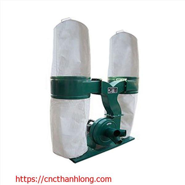 máy hút bụi công nghiệp 2 đầu -3kw