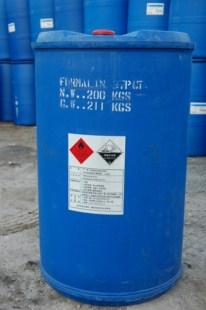 Hóa chất công nghiệp HCHO - Formalin 37%