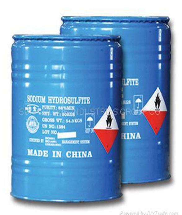 Hóa chất công nghiệp Na2S2O4 - Sodium Hydrosulfite