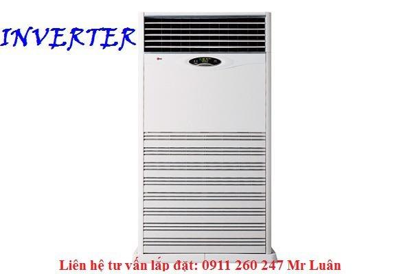 Máy lạnh tủ đứng LG 10HP APUQ100LFA0 Inverter