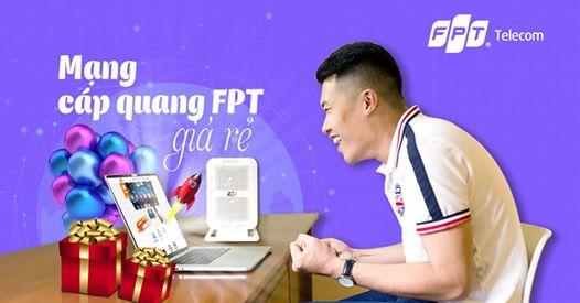 Đăng Ký Cáp Quang FPT Bến Tre