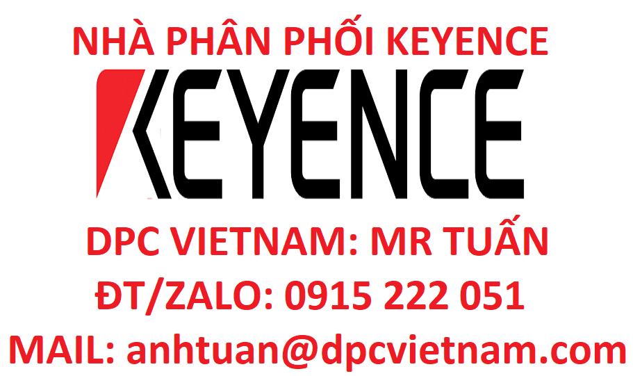 Phân phối Keyence chính hãng giá tốt