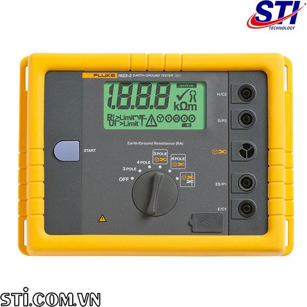 Máy đo điện trở đất