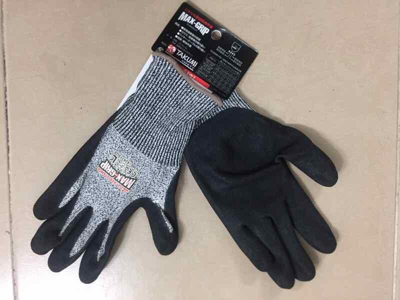 Găng tay chống cắt bảo vệ tay hãng TAKUMI SG660- Hàng chính hãng- Có sẵn - SG-660