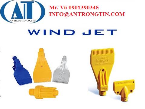 Windjet, béc phun chính hãng