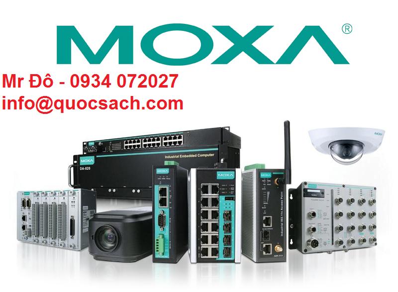 Bộ điều khiển Moxa và I / Os | Moxa Vietnam