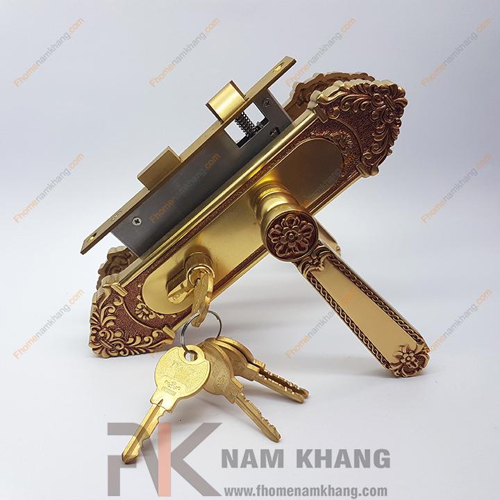 Khóa cửa gỗ thông phòng NK179M-RC