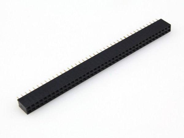 Rào cái đôi chân thẳng 2x40pin (loại thường)