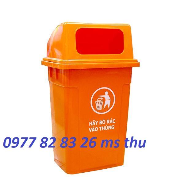 Cc thùng rác giá rẻ tại Bình Dương-thùng rác 90l