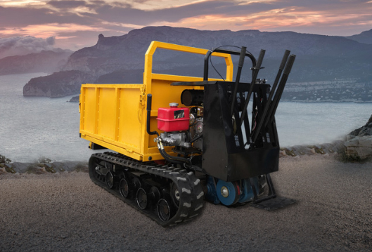 Tracked Carriers Manufacturers