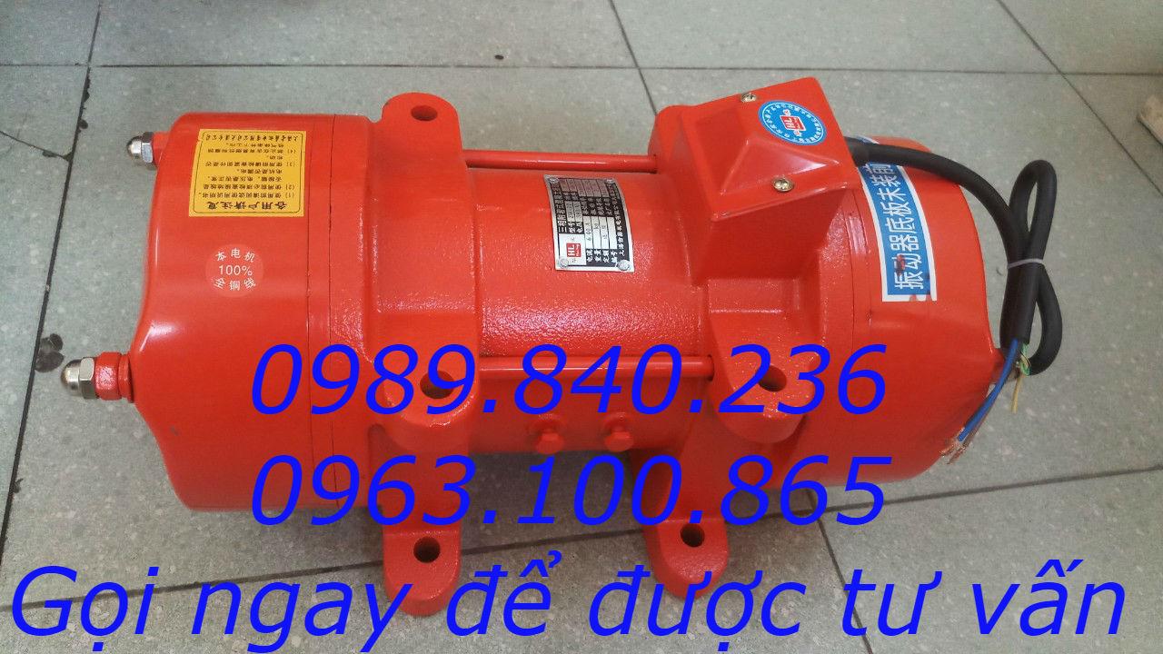Động cơ đầm rung bê tông 0,75 kw