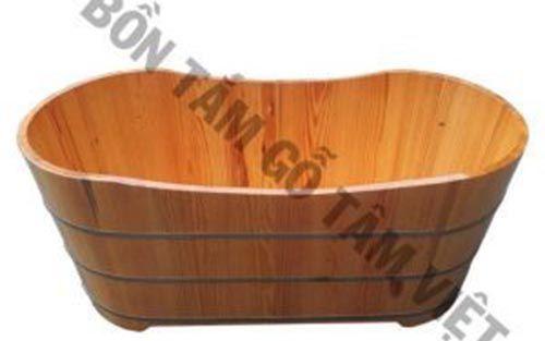 Bồn tắm gỗ cao cấp giá rẻ Tâm Việt