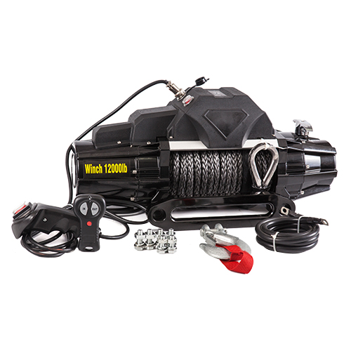 Off-Road Electric Winches