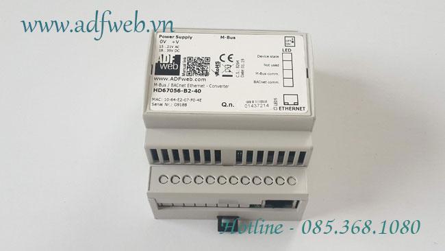 Thiết bị chuyển đổi M-bus sang Bacnet HD67056-B2-20