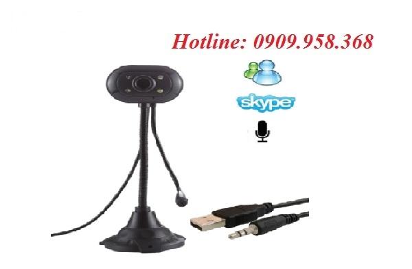 Webcam học trực tuyến giá rẻ