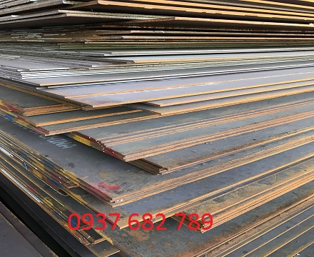 Thép tấm - Posco Hàn Quốc  A516 Gr70 dày 10mm, 12mm, 14mm, 16mm, 18mm, 20mm, 25mm