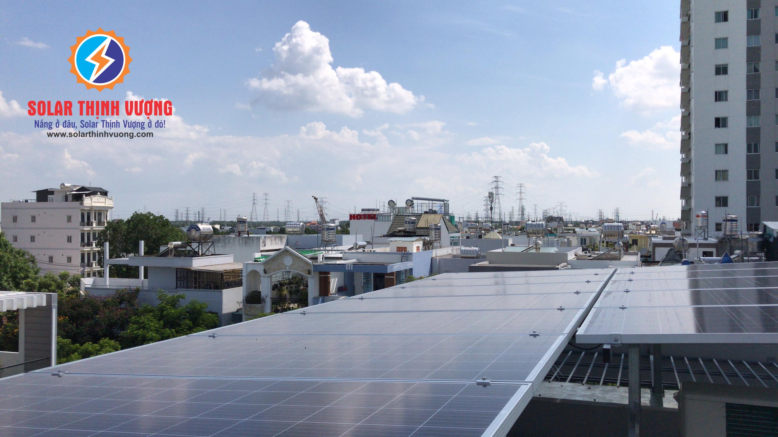 Bạn nghĩ thế nào về điện năng lượng mặt trời áp mái và hệ thống điện năng lượng mặt trời ở mặt đất