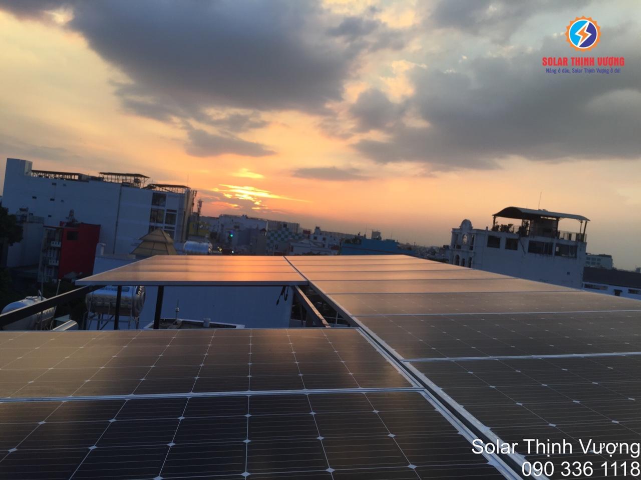 Lắp đặt điện năng lượng mặt trời cho gia đình tiết kiệm như thế nào ?