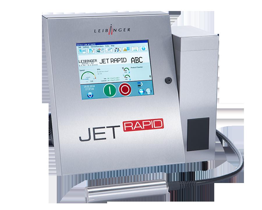 Máy in phun công nghiệp, máy in date, máy đóng date Leibinger Jet Rapid