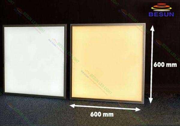Đèn led panel giá rẻ âm trần thạch cao 600×600 48w
