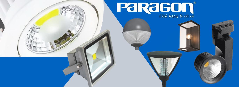 Đèn led Paragon với mức chiết khấu tốt