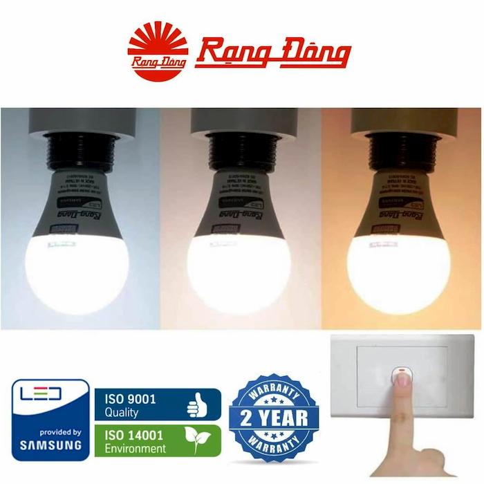 Những ưu điểm bạn cần biết khi sử dụng đèn led Rạng Đông