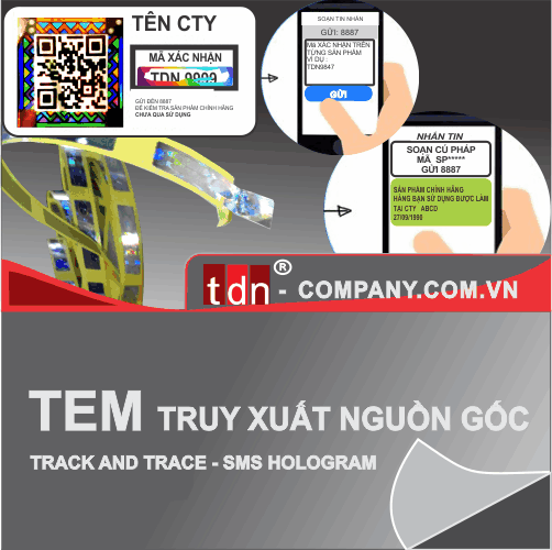 Tem chống giả SMS