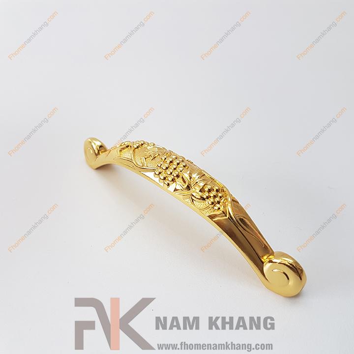 Tay nắm tủ lá nho mạ vàng NK069-V (Màu vàng)