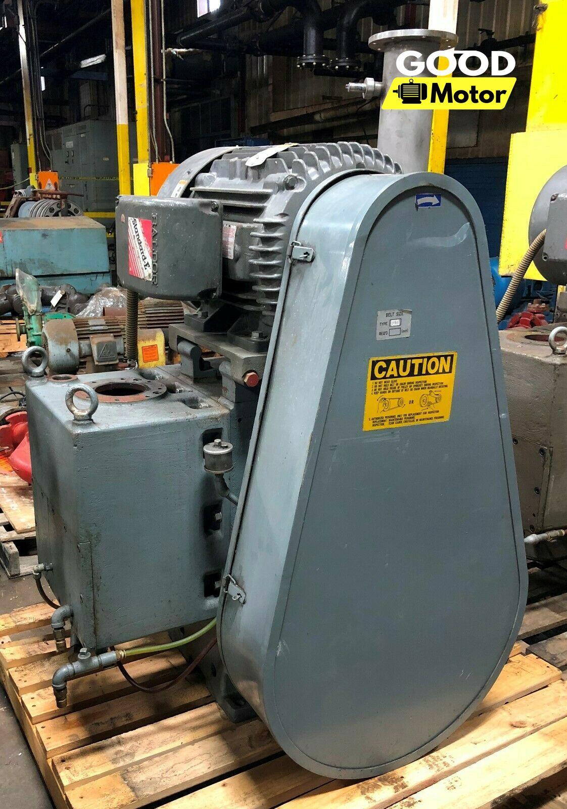 Bơm chân không vòng dầu 2 cấp ULVAC PKS-070 11 Kw