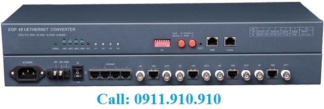 Modem Quang Frame E1: MODEL7302