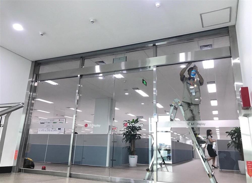 Cửa tự động panasonic hàng đầu Nhật Bản