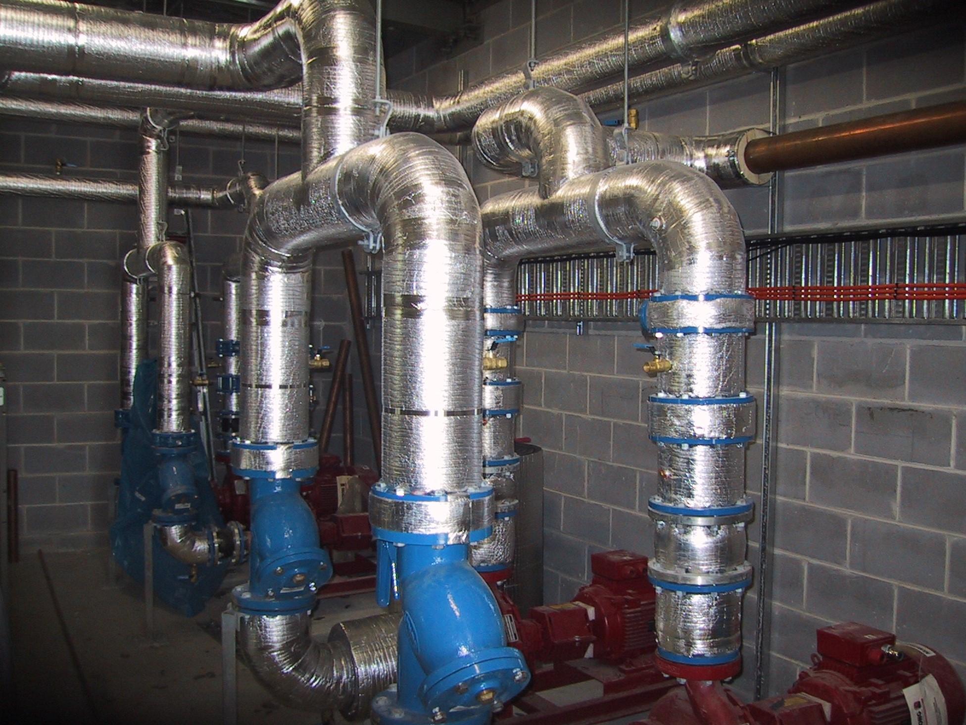 Chiller Thermobreak Tube - Cách nhiệt ống nước lạnh