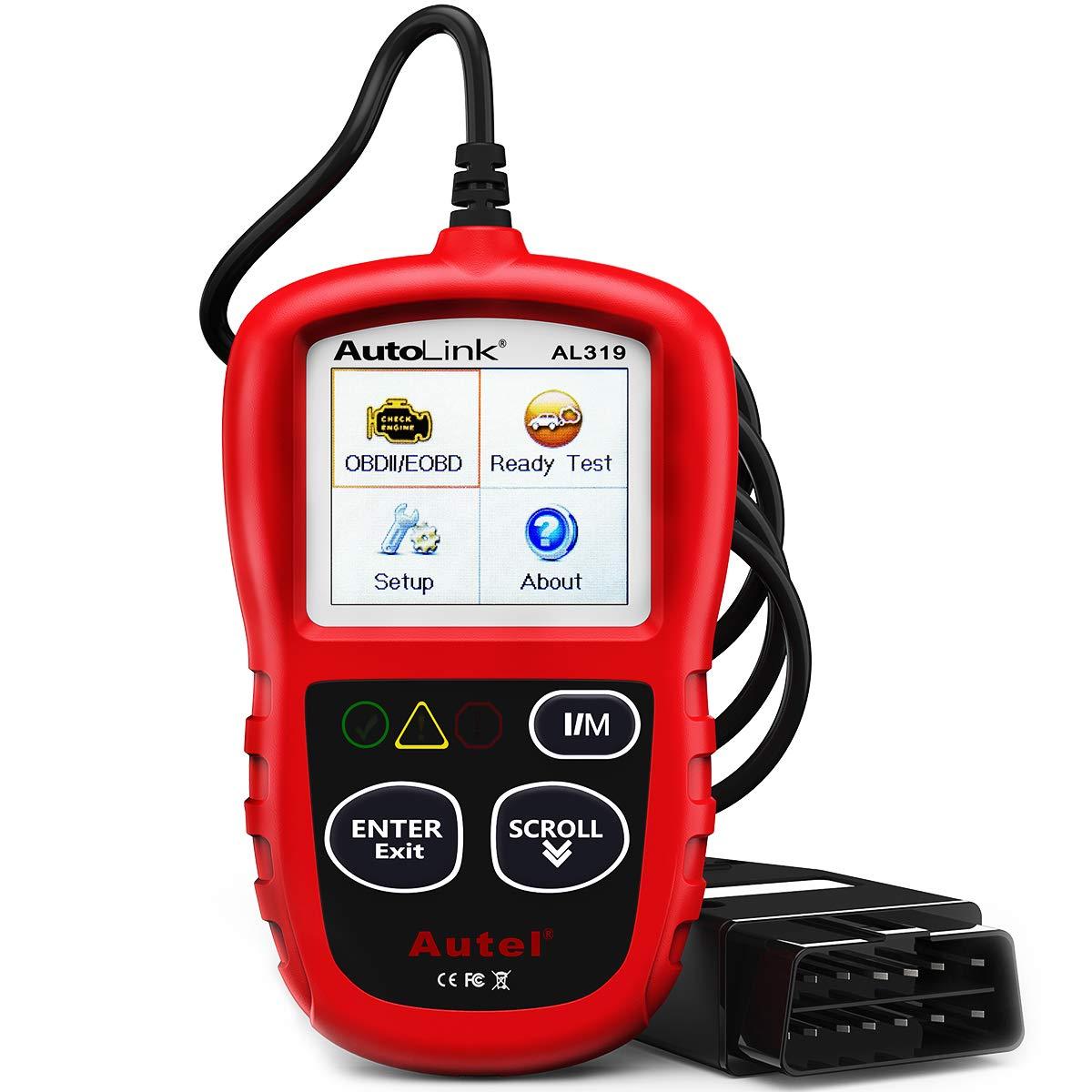 Autel AutoLink AL319 OBD2 Scanner (Review & Buying Guide 2019)