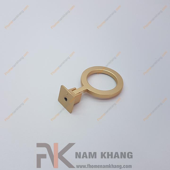Núm tay nắm tủ dạng vòng tròn NK287-VM (Màu Vàng Mờ)