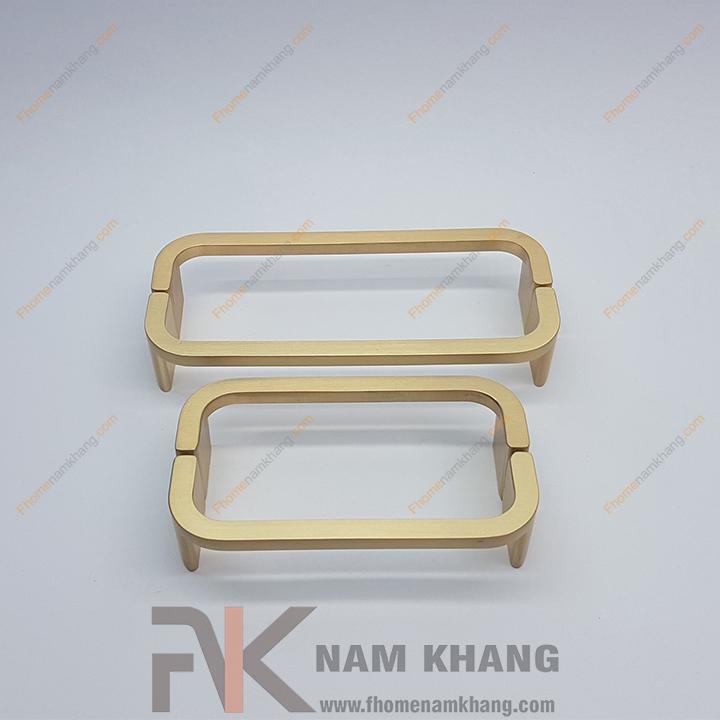 Tay kéo cửa tủ dạng thanh NK234-VM (Màu Vàng Mờ