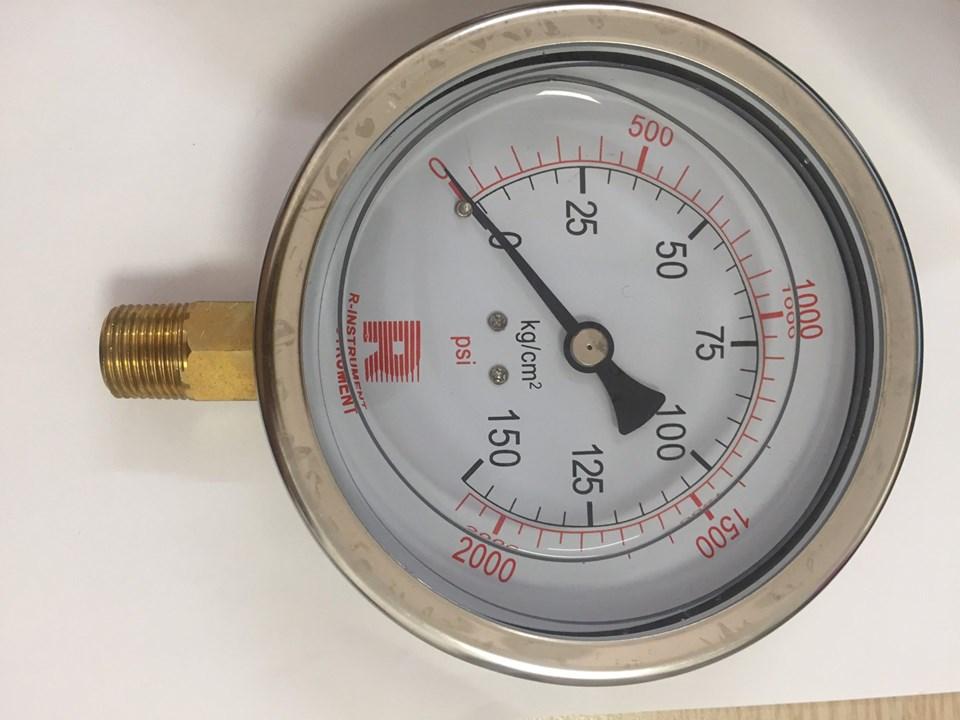 Đồng hồ áp suất 0- 10kg/cm2