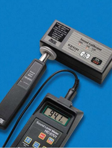 Máy đo độ ồn model HD8701