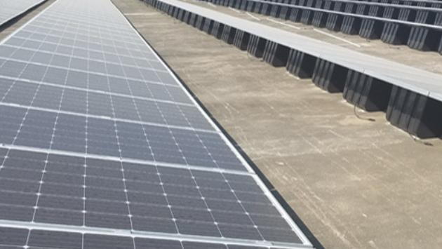Plastic Rooftop Mounting Power Systems